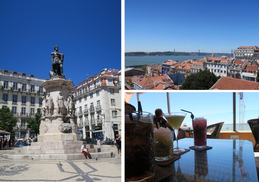 Bairro Alto à Lisbonne