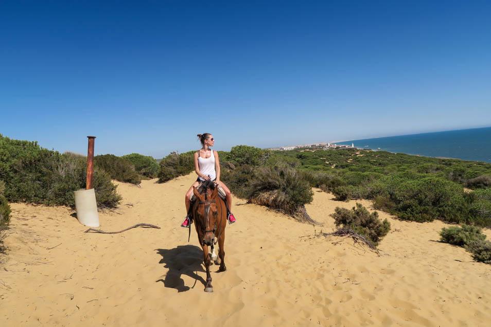 Visiter l'Andalousie à cheval