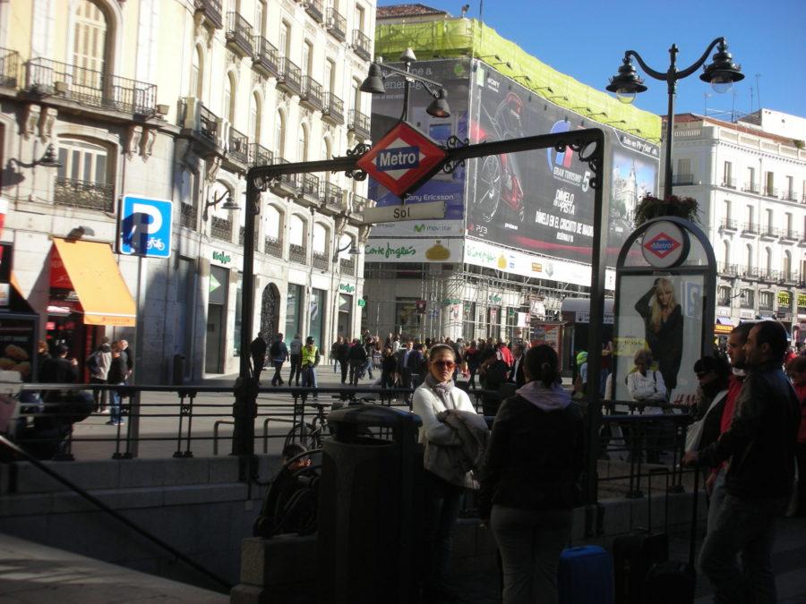Trouver un stage à Madrid
