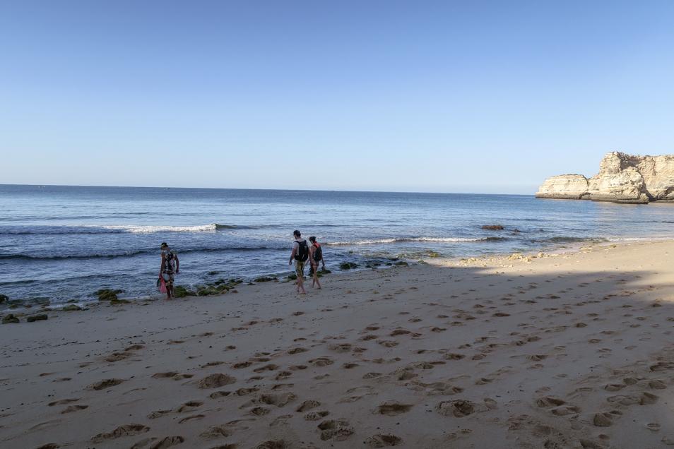 Road trip entre amis au Portugal, les plus belles plage de l'Algarve