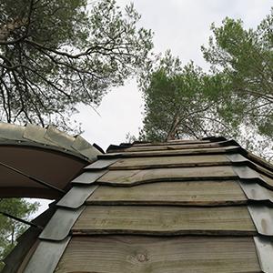 Lov Nid cabane en bois Allauch
