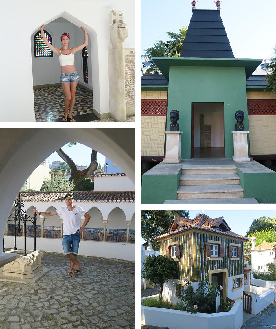 Les monuments portugais en miniature