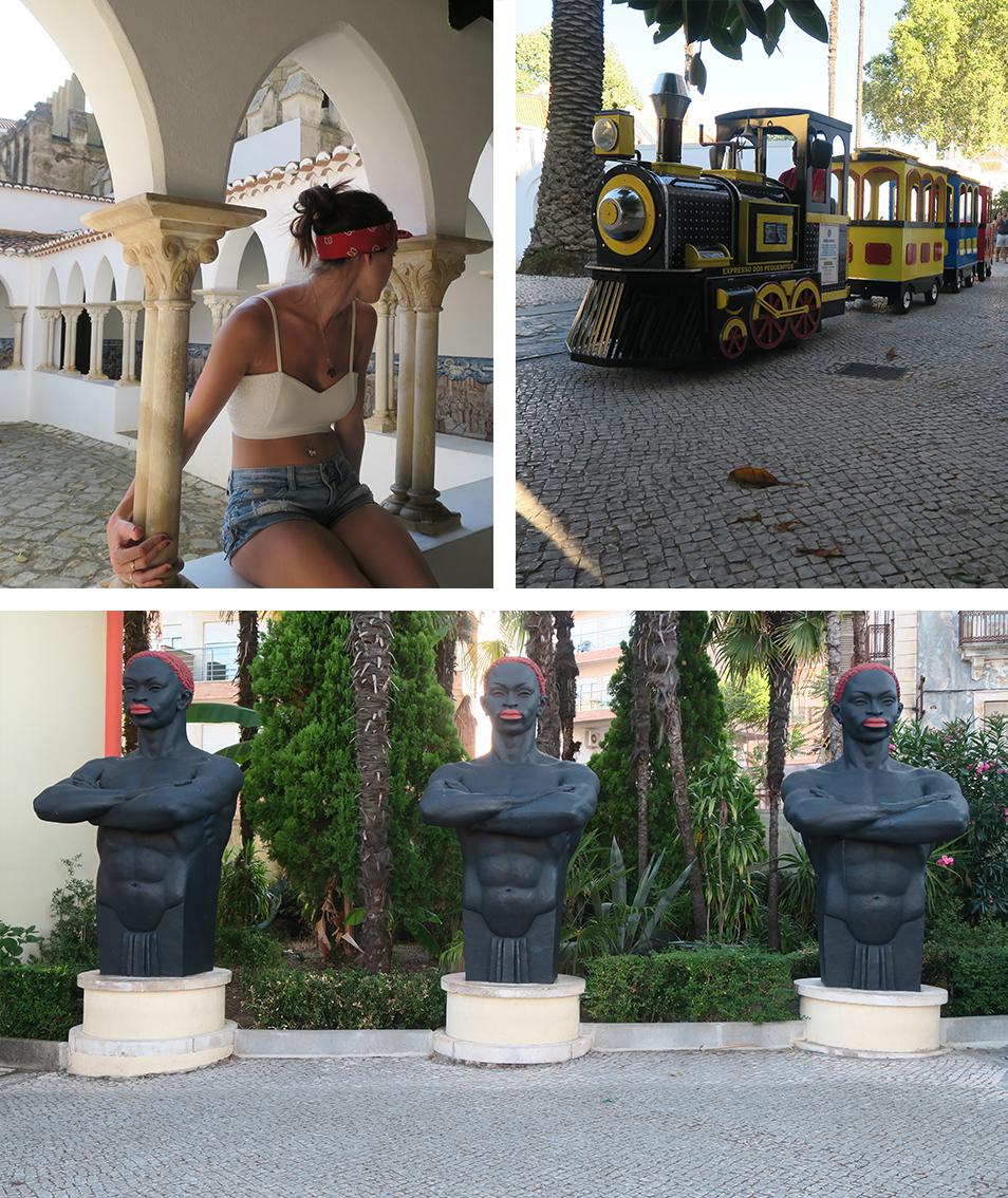 Parc à thème pour enfants à Coimbra
