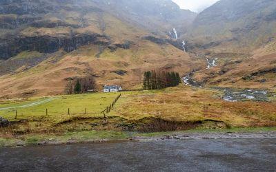 Ecosse : Glencoe, une vallée sous les hauteurs