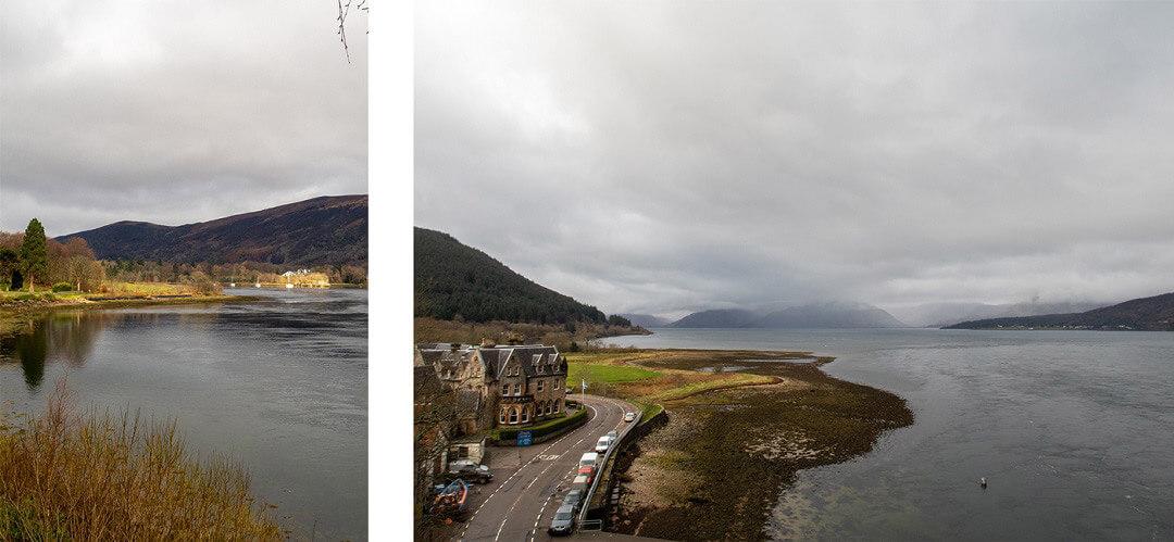 Loch Leven Glencoe en Ecosse