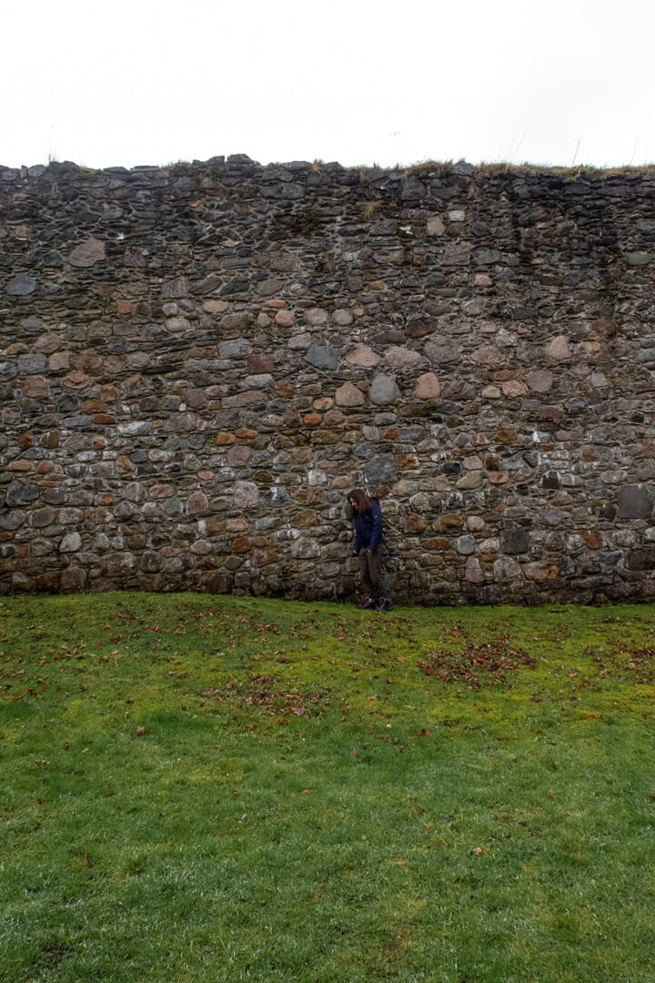 Découverte du Old Inverlochy Castle en Ecosse
